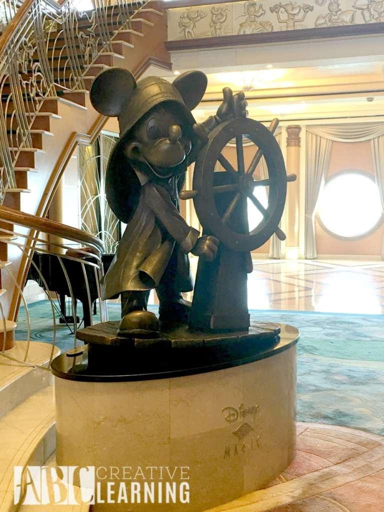 Disney Magic Cruise Ship - Family Bucket List Mickey