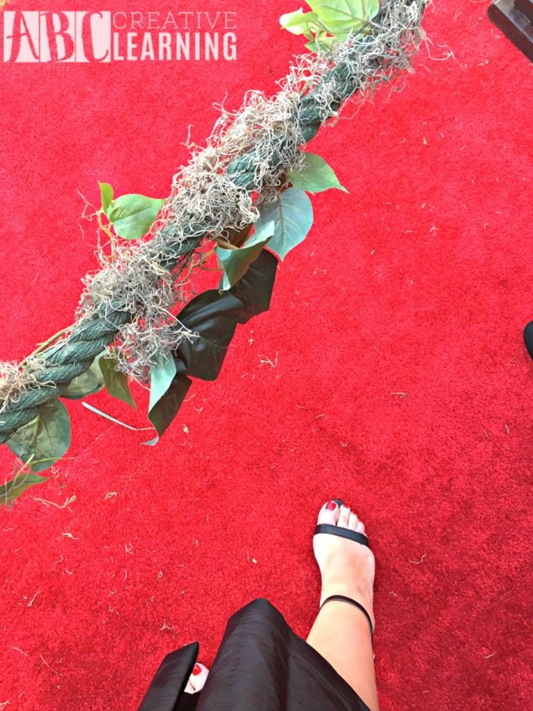 My #JungleBookEvent Red Carpet Movie Premier Experience Feet
