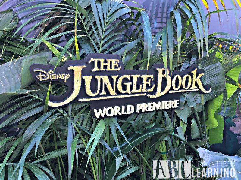 My #JungleBookEvent Red Carpet Movie Premier Experience World