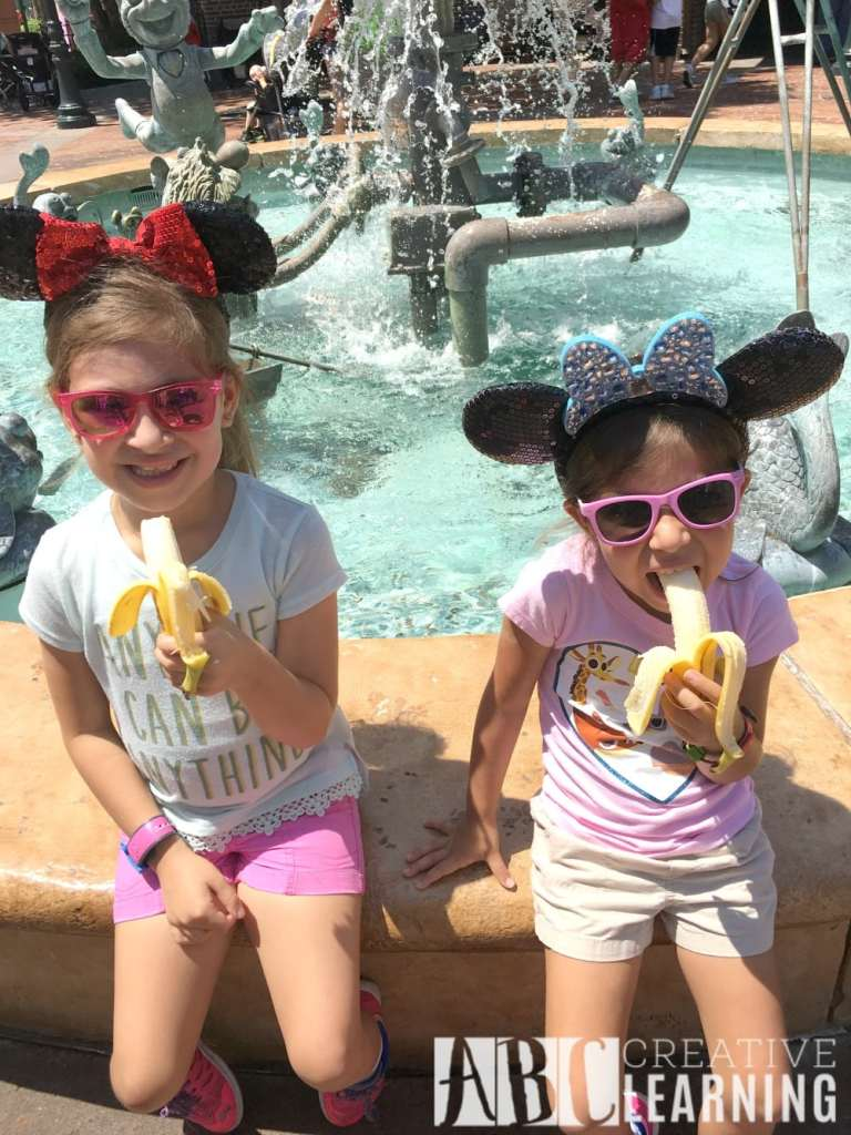 Share Your Chiquita Smile + Giveaway snack