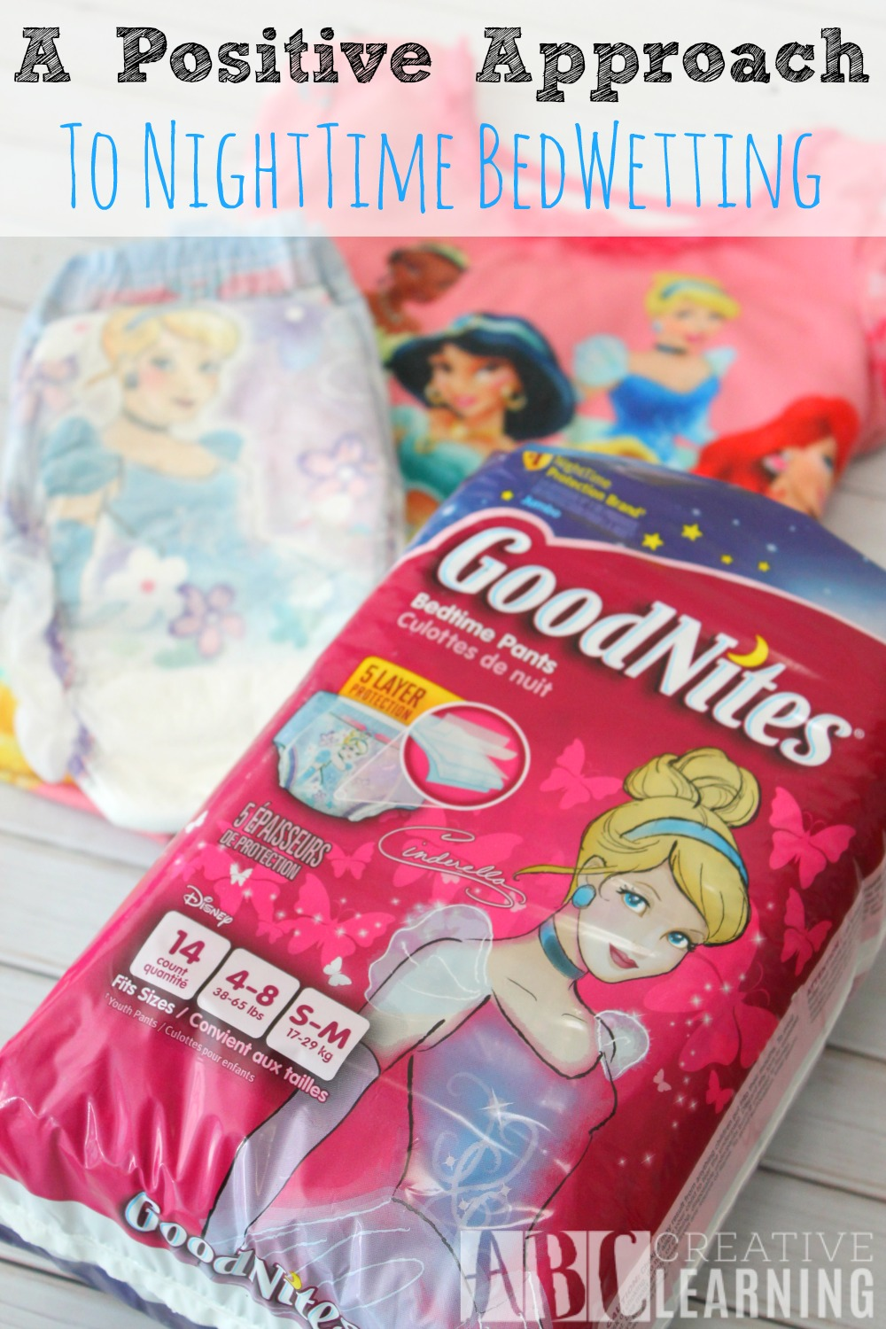A Positive Approach To NightTime Bed Wetting