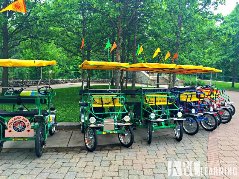 Minneapolis Saint Paul Bus Tour Park