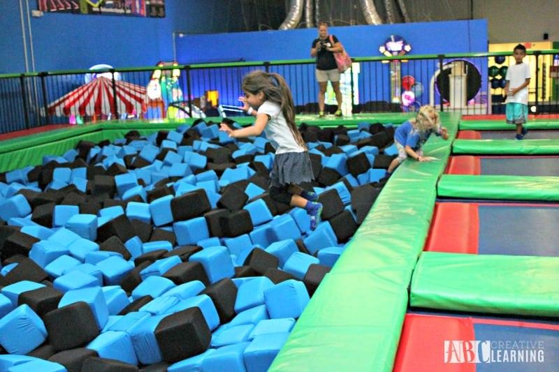 Birthday Fun Celebration at Rebounderz Apopka 3