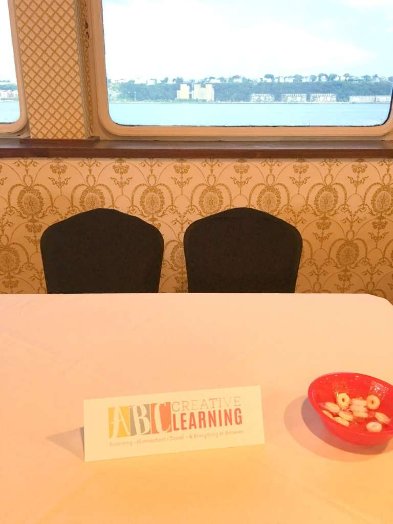 Rocking The Boat In NYC With Blogger Bash {Day 1} Pitching