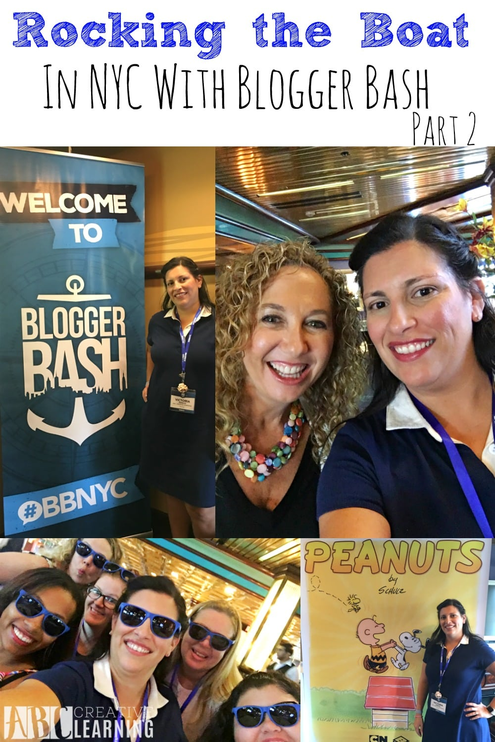 Rocking The Boat In NYC With Blogger Bash {Day 2}