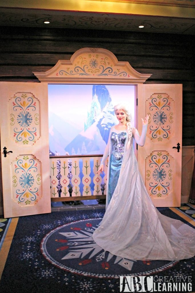 Top 4 New Attractions To Visit At Walt Disney World #AwakenSummer Elsa