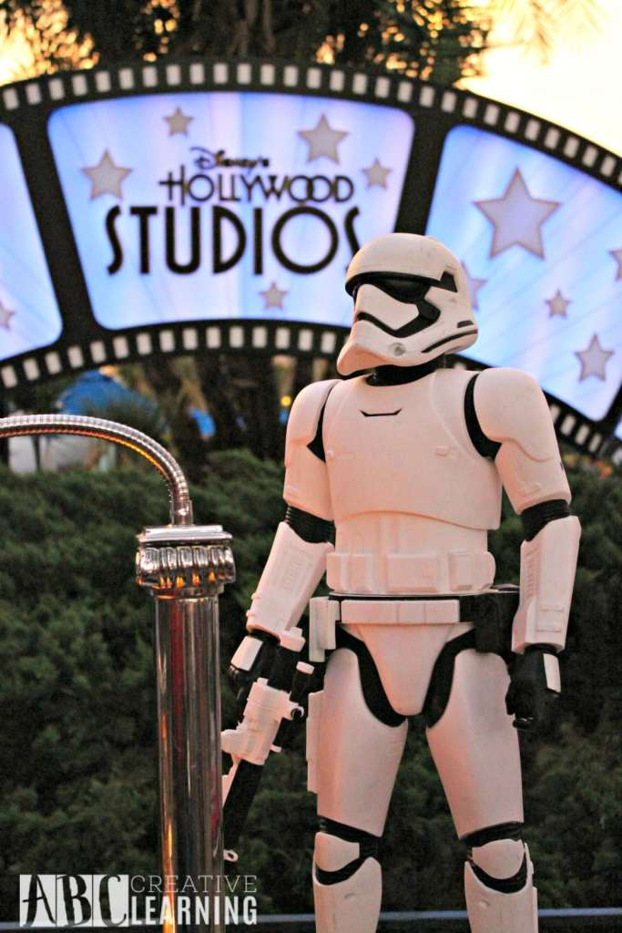 Top 4 New Attractions To Visit At Walt Disney World #AwakenSummer trooper