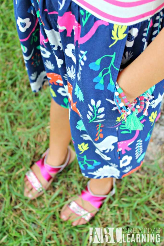 Expressing Personality Through Fashion For Back To School Dress