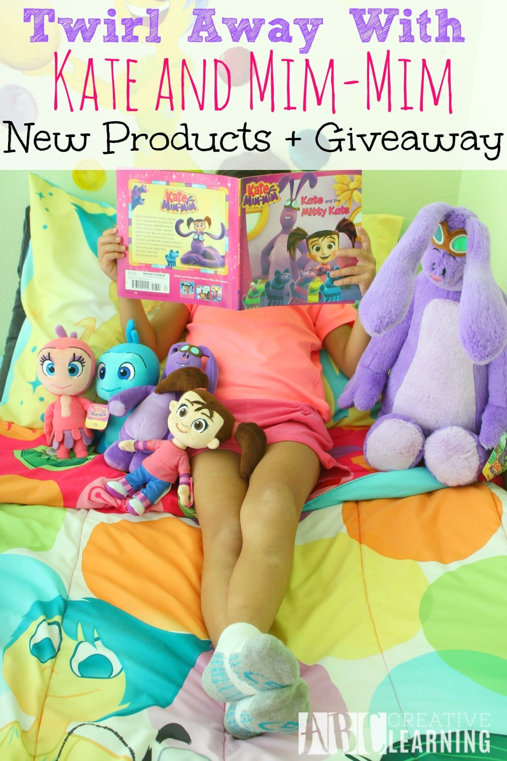 Twirl Away With Kate And Mim-Mim New Products + Giveaway