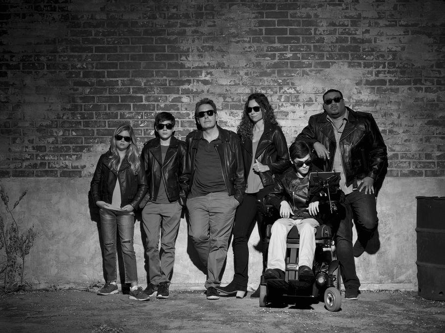Speechless Set Visit and Cast Interviews #ABCTVEvent Cast