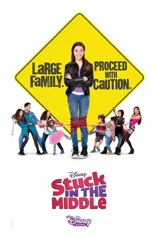 Stuck In The Middle Exclusive Cast Interview #StuckInTheMiddleEvent