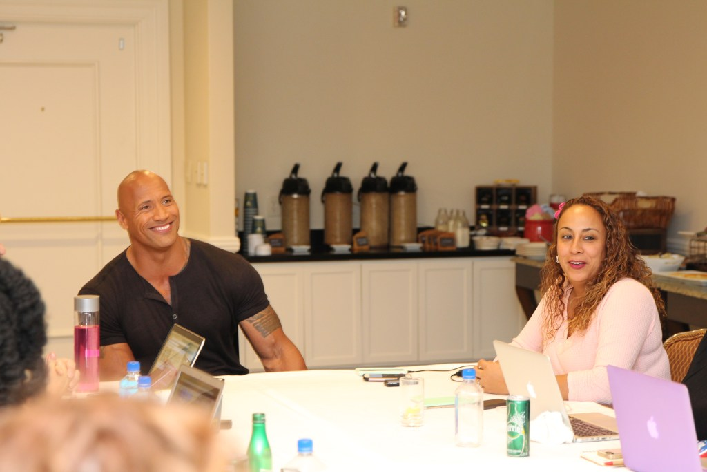 Exclusive Interview With Dwayne Johnson