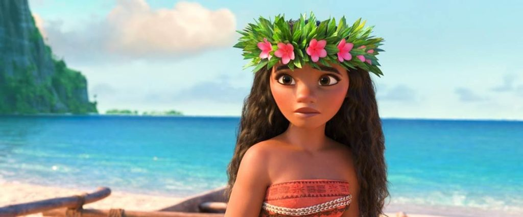Exclusive Interview with Auli'i Cravalho #MoanaEvent