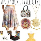 Beauty and the Beast Must Haves For You and Your Little Girl