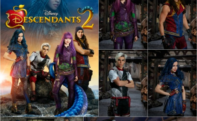 Descendants 2 Uma Milkshake Recipe Simply Today Life