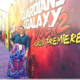 Guardians of the Galaxy World Premiere Experience
