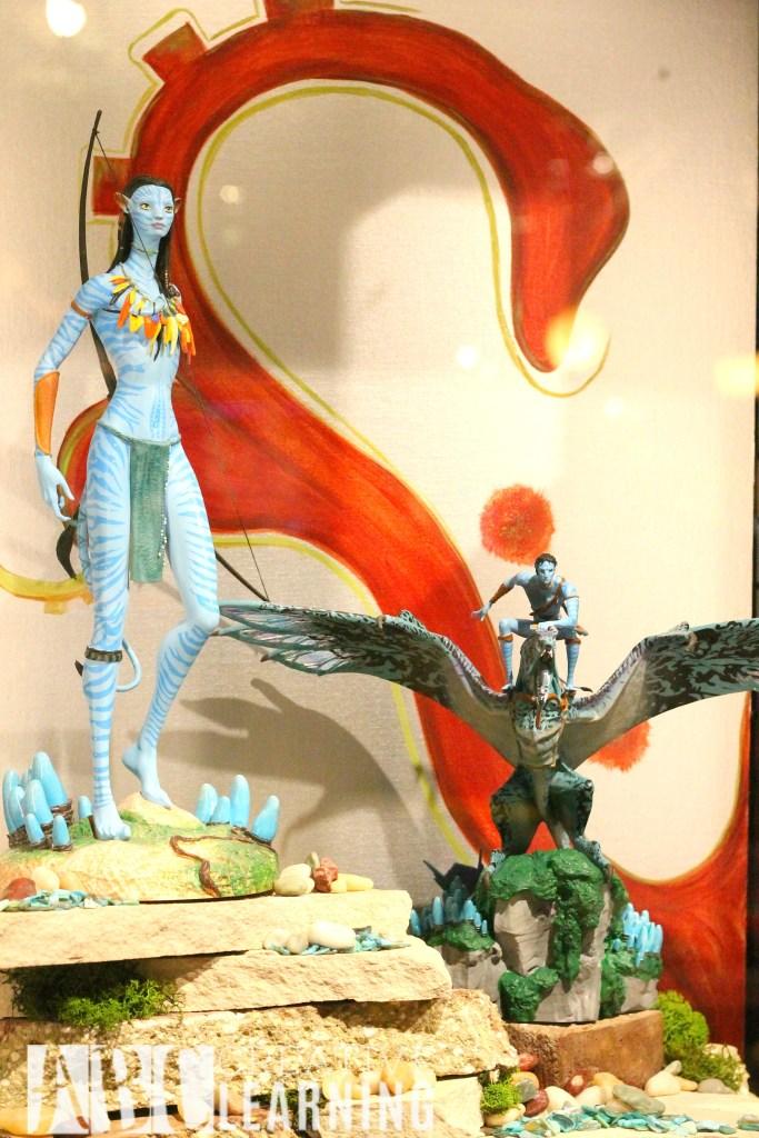 Pandora - World of Avatar at Disney's Animal Kingdom | 5 Things To Experience #VisitPandora Avatar Figurine