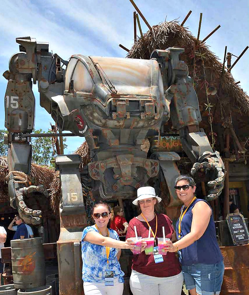 Pandora - World of Avatar at Disney's Animal Kingdom | 5 Things To Experience #VisitPandora Pongu Pongu