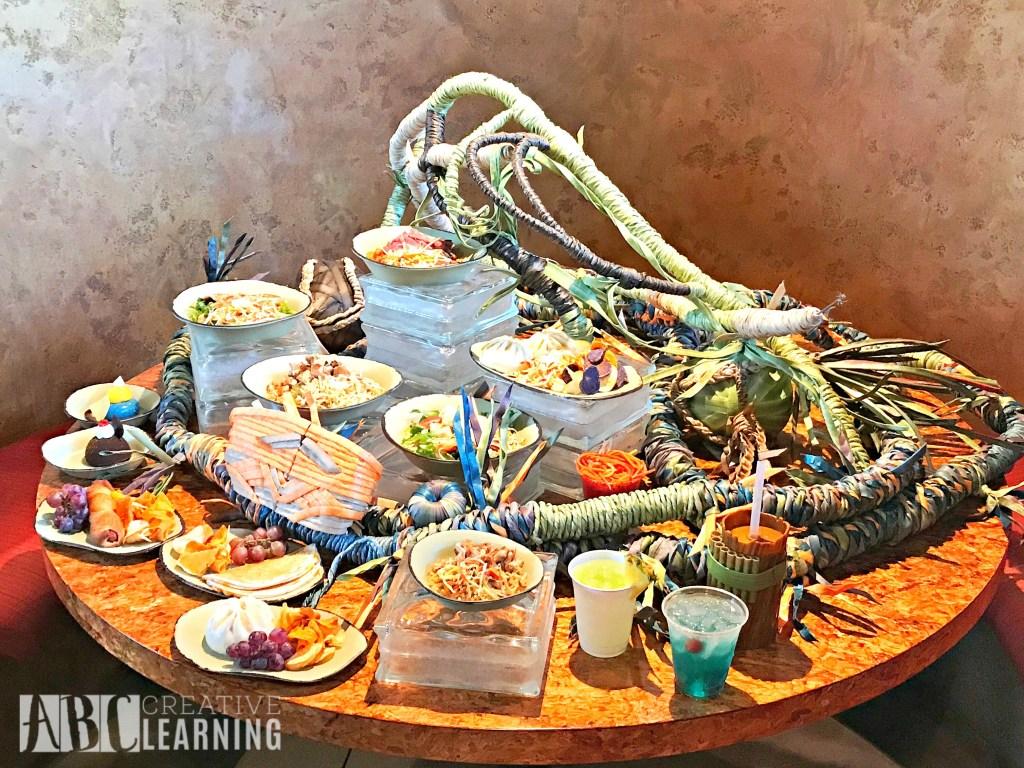 Pandora - World of Avatar at Disney's Animal Kingdom | 5 Things To Experience #VisitPandora Satu'li Canteen