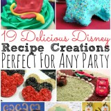 10 Delicious Dsiney Themed Recipe Creations