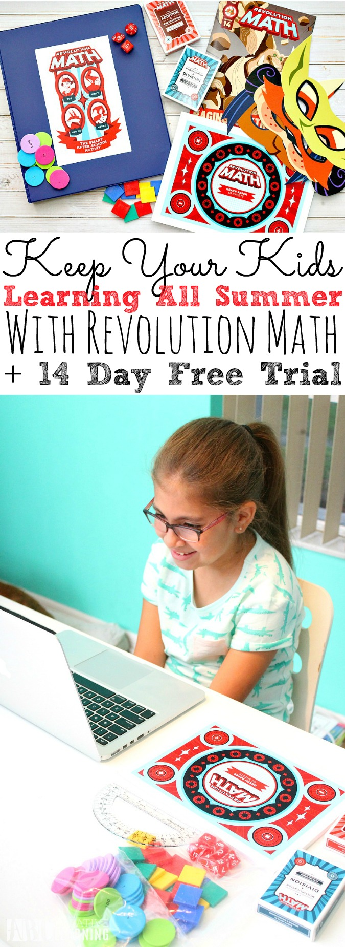 Keep Your Kids Learning All Summer With Revolution Math + 14 Day ...