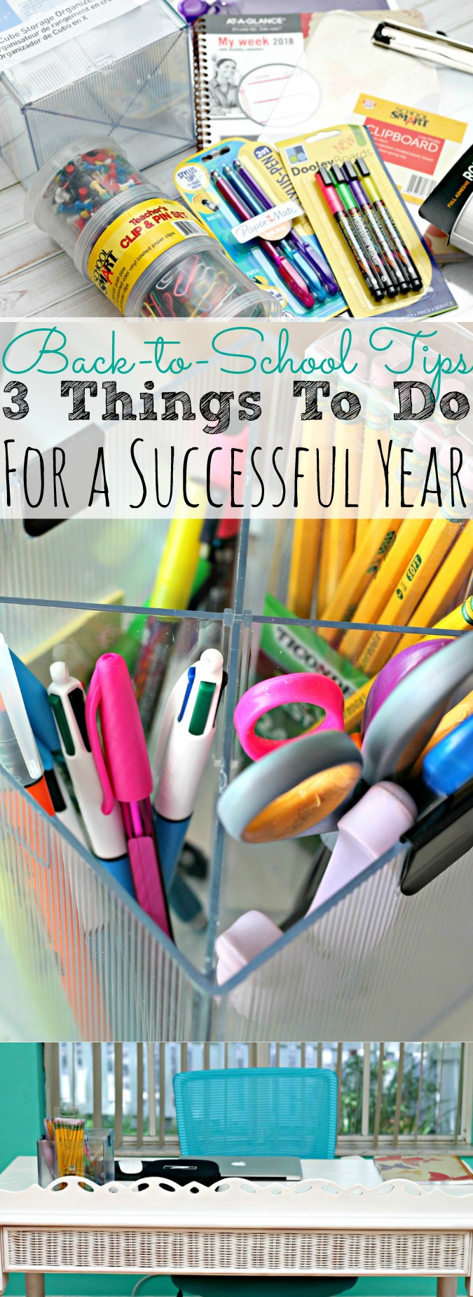 BAck To School Tips For A Successful Year
