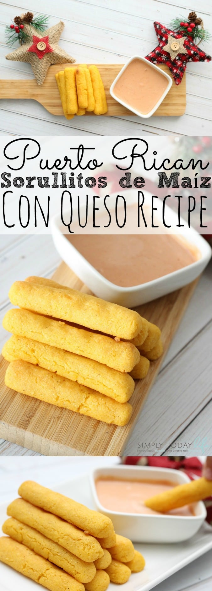 Puerto Rican Sorullitos Recipe