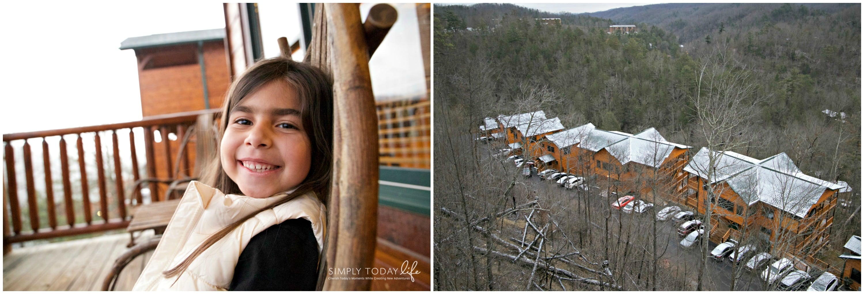 Gatlinburg Falls Resort Cabins for Families- simplytodaylife.com