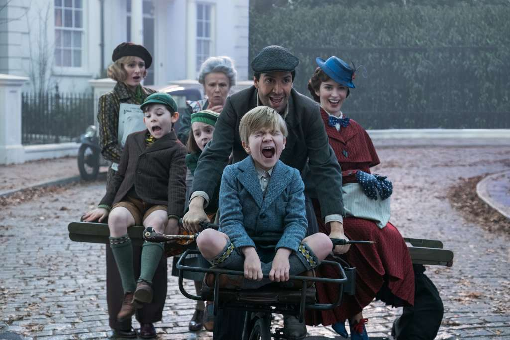 Mary Poppins Returns Disney Movies for 2018