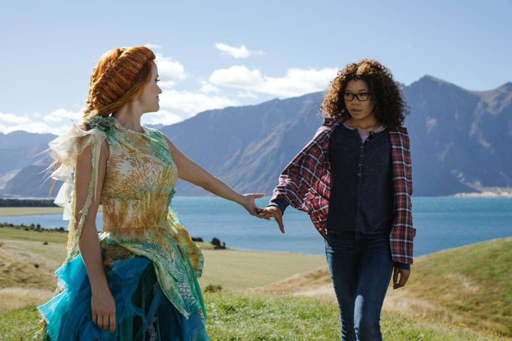 A Wrinkle In Time Red Carpet Premiere and Interviews