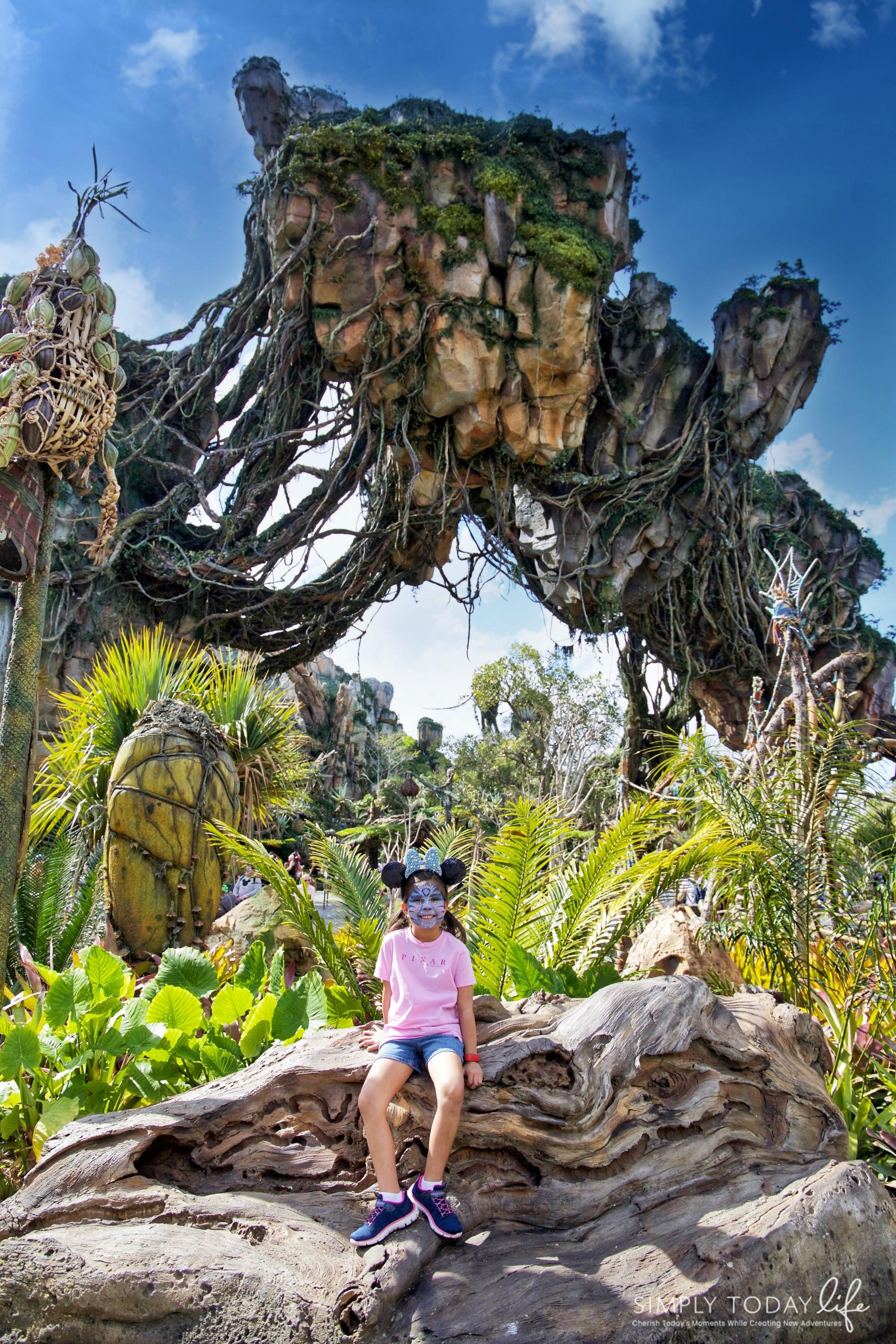 Disney's Pandora World of Avatar a Parents Guide For Kids - simplytodaylife.com