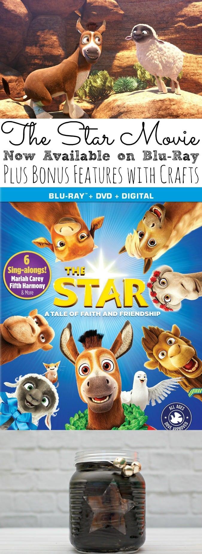 The Star Movie Now On Blu-Ray + Craft - simplytodaylife.com
