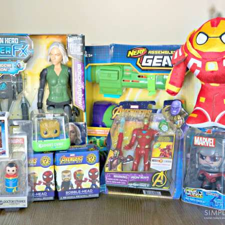 Must Have Avengers Infinity War Toys For Kids #InfinityWarEvent - simplytodaylife.com