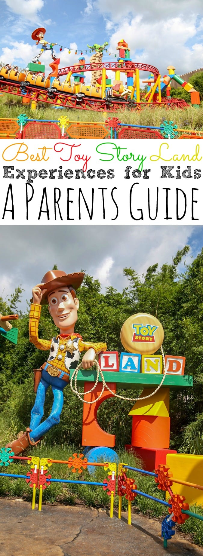 Visiting Florida and Disney soon? Check out my Best Toy Story Land Experiences For Kids and Families! A Parents Guide to the Rides, Photos Opportunities, and Character Meet and Greets! - simplytodaylife.com #ToyStoryLand #HollywoodStudios #FamilyTravels #DisneyParks