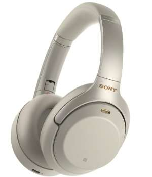 Sony Noise Canceling Headphones | Perfect For Back-To-School