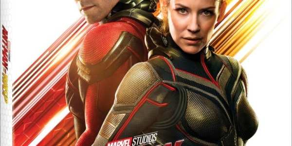 Ant-Man and the Wasp Movie Blu-Ray Details
