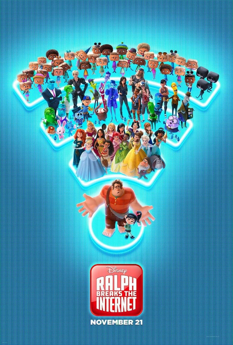 Follow Me As I Attend Ralph Breaks The Internet Event