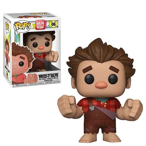 Wreck-It Ralph 2 Wreck-It Ralph Pop! Vinyl Figure #06