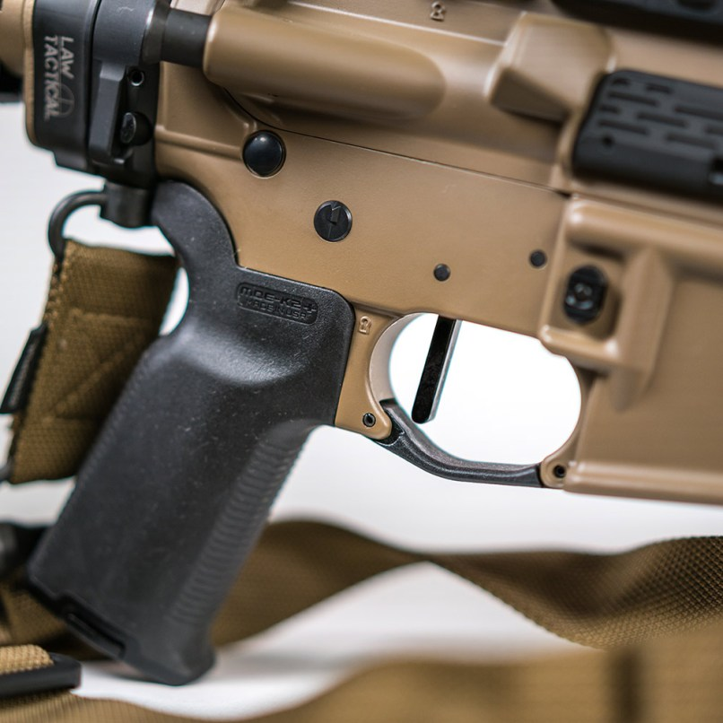M P 15 22 Drop In Trigger Upgrade For A