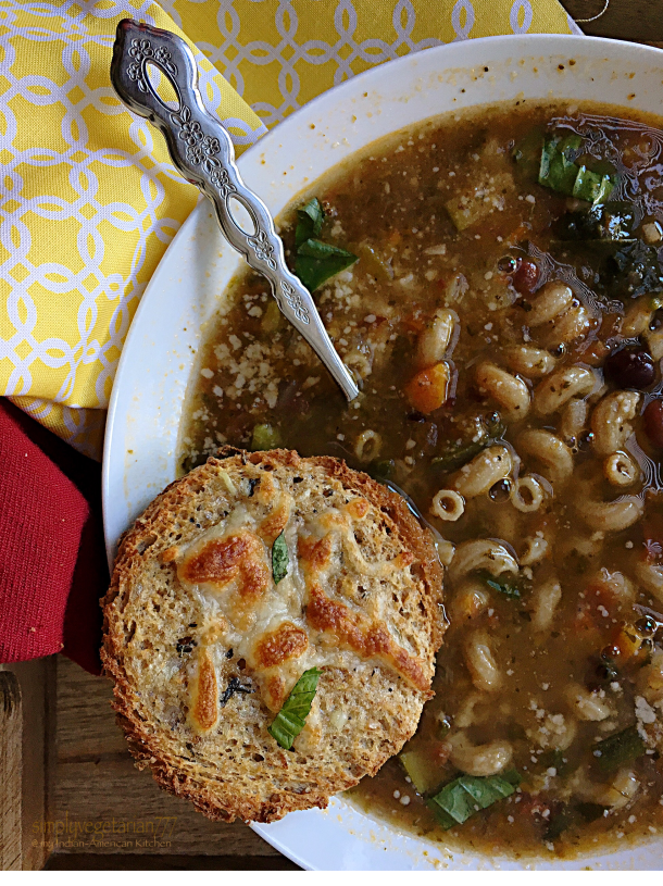 Home-Style Minestrone Soup