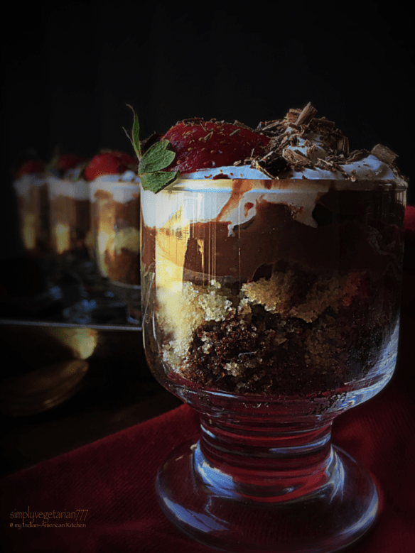 Quick Trifle Pudding