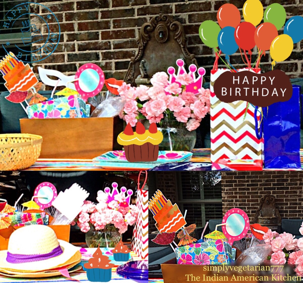 13 Year Old Girls Birthday Party Idea at Home in the Budget
