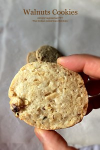 Walnuts Cookies