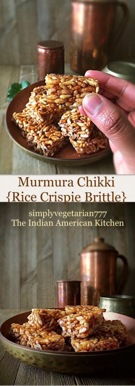 2 Ingredients Easy Quick Murmura Chikki Recipe