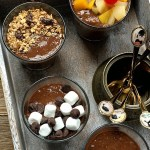 No Cooke No Bake Chocolate Pudding 4 Ingredients Recipe is the perfect recipe for your breakfast or eat it for your DESSERT. Easy & Efficient Recipe which is loved by even kids. Almost like Overnight Oats but GLUTENFREE. Learn how to make the recipe from the post. #overnightoats #nobakedessert #nocookrecipe #easybreakfast #breakfast #easydessert #glutenfreedessert #glutenfreerecipes #fewingredientsrecipes #chiaseeds