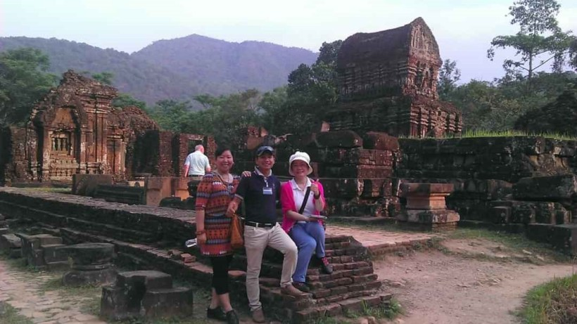 Cam Thanh eco village and My Son sunset tour (8)