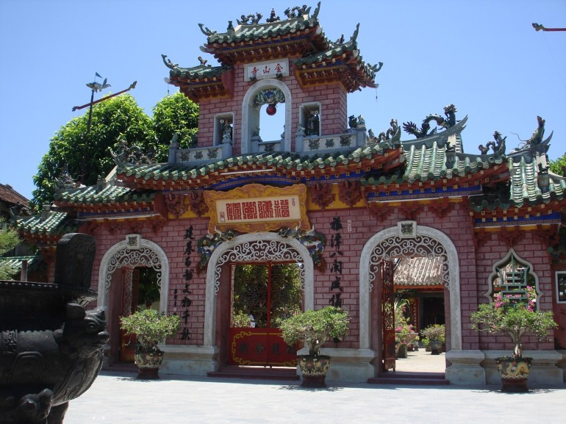 Marble mountains and Hoi An ancient town (8)