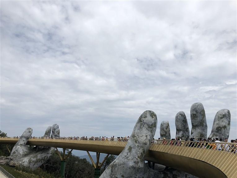 My Son and Golden bridge tour (1)