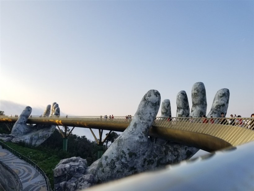 Ba Na Hills and Golden Bridge Tour (1)