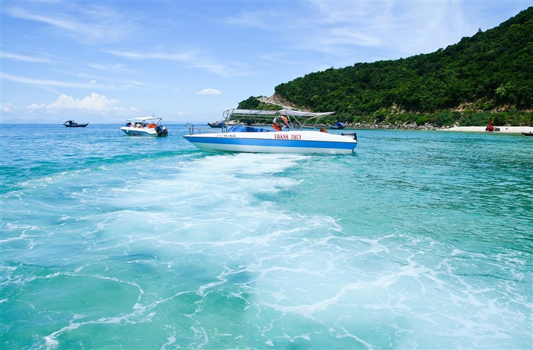 Cham islands and snorkeling tour (10)